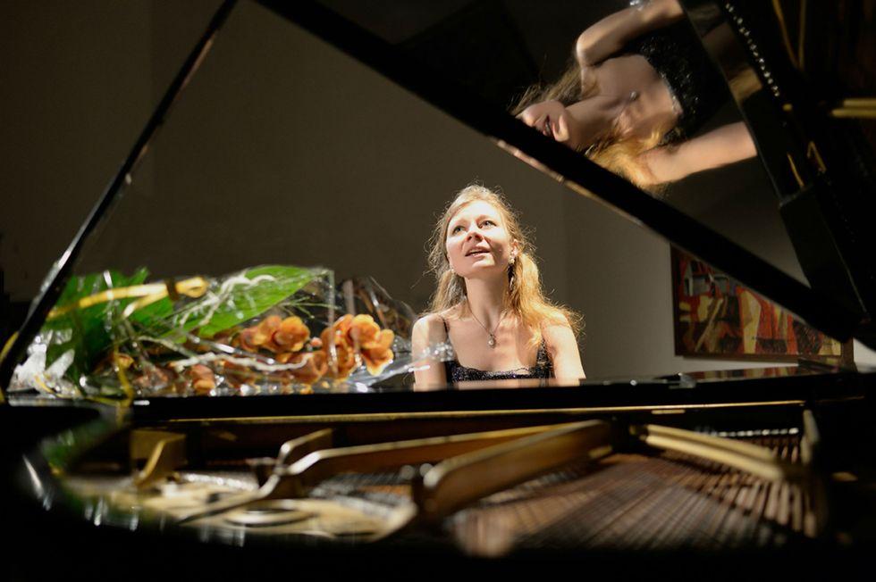 Sofiya Chaykina: un'infernale musica per l'anima