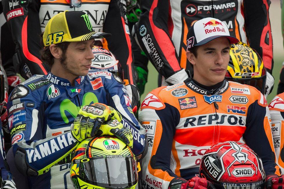 Gp delle Americhe, qualifiche: pole Marquez, Dovizioso 2°, Rossi 4°