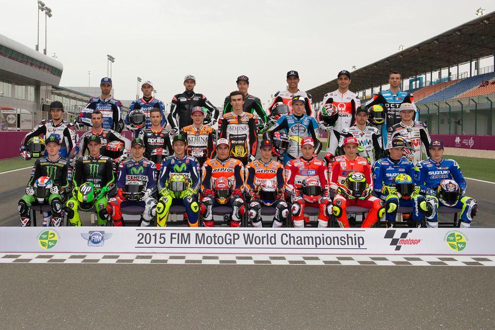 Mondiale 2015: gli obiettivi e i pronostici di tutti i piloti della MotoGP