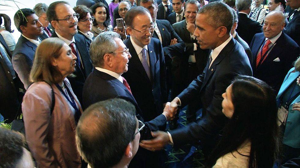 """Usa-Cuba: """"La guerra fredda è finita"""""""