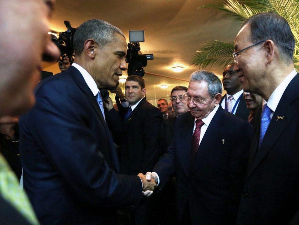 Usa-Cuba: così cambia la storia