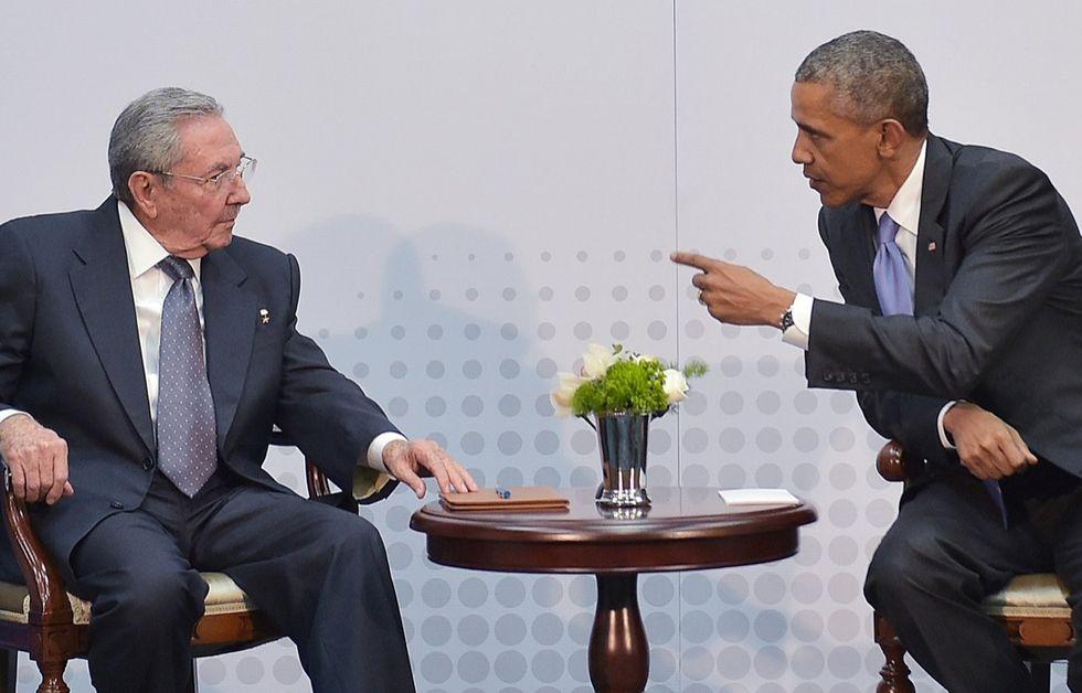 Terrorismo: Obama cancella Cuba dalla lista nera