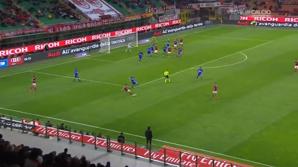 Calcio, Serie A: Milan-Sampdoria 1-1 - immagini