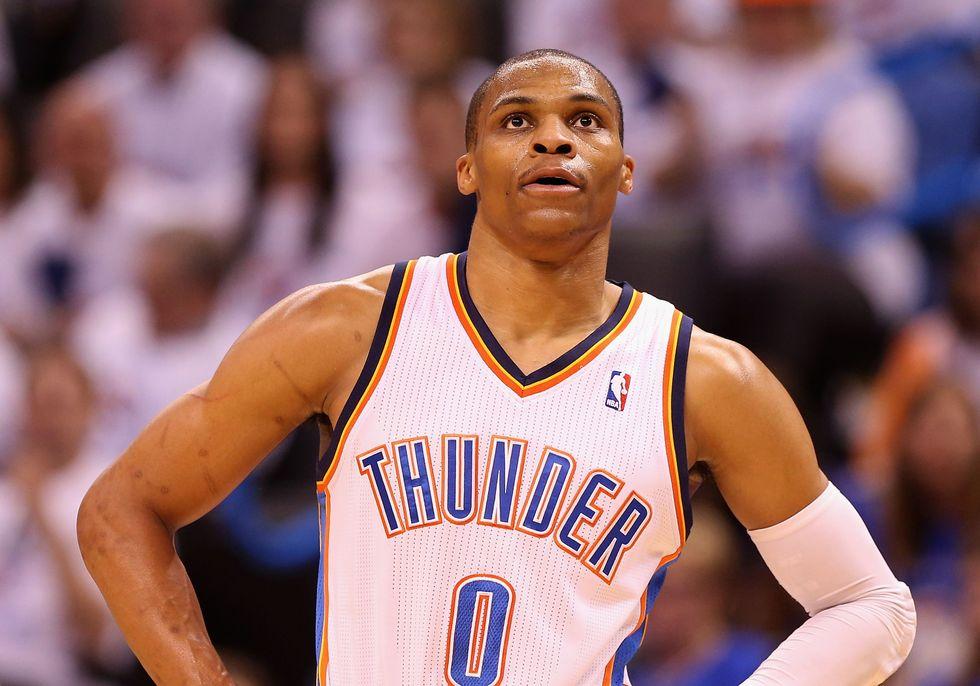 Fenomeno Westbrook: 54 punti e massimo in carriera - Video