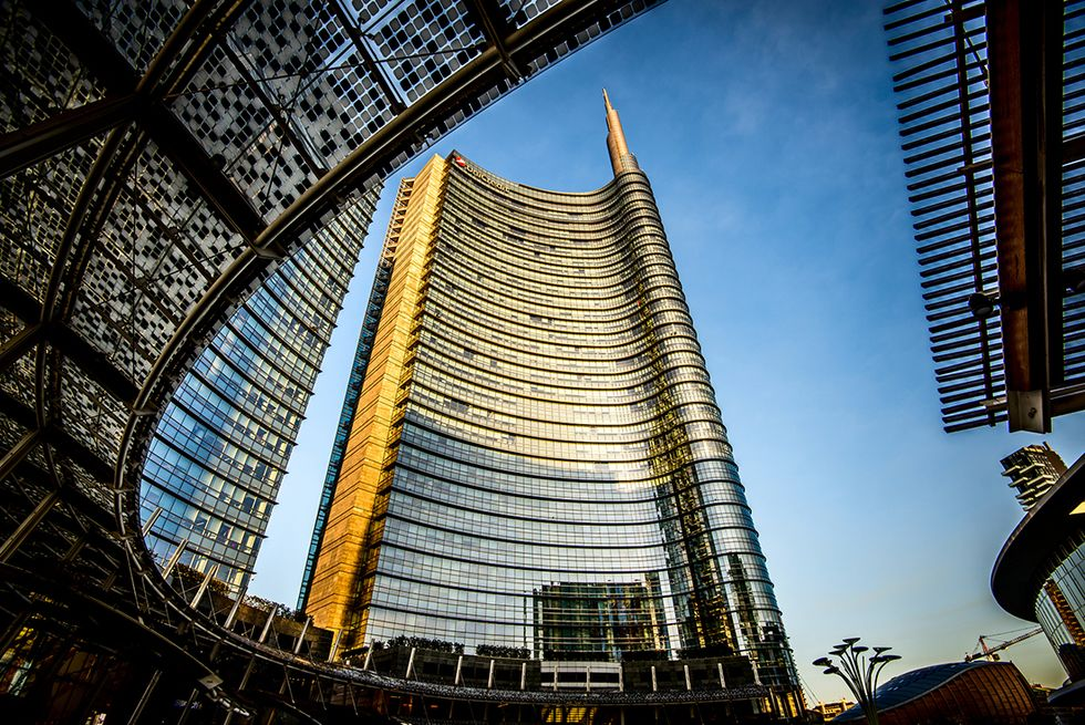 Torre Unicredit - 231 metri