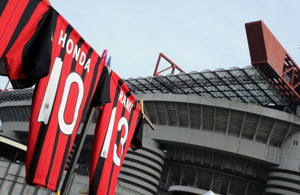 la Pallonata - La (strana) guerra del marketing degli ultras Milan