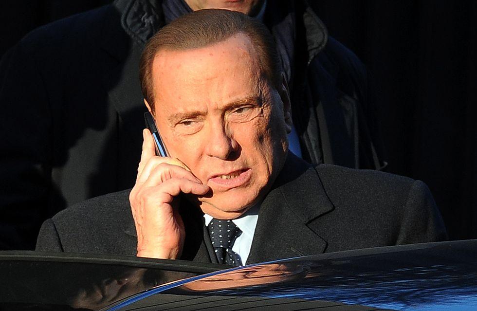 Silvio Berlusconi condannato a Napoli