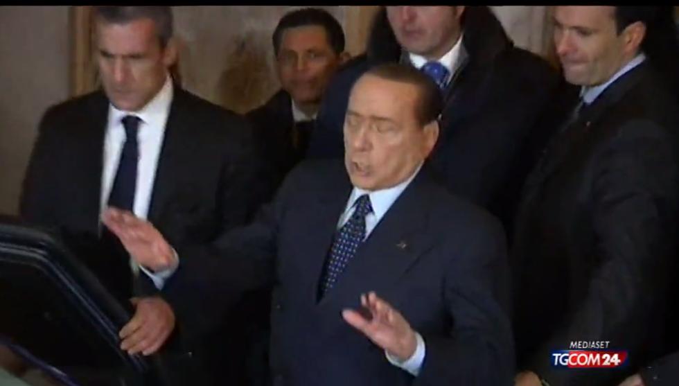 Pena estinta per Silvio Berlusconi