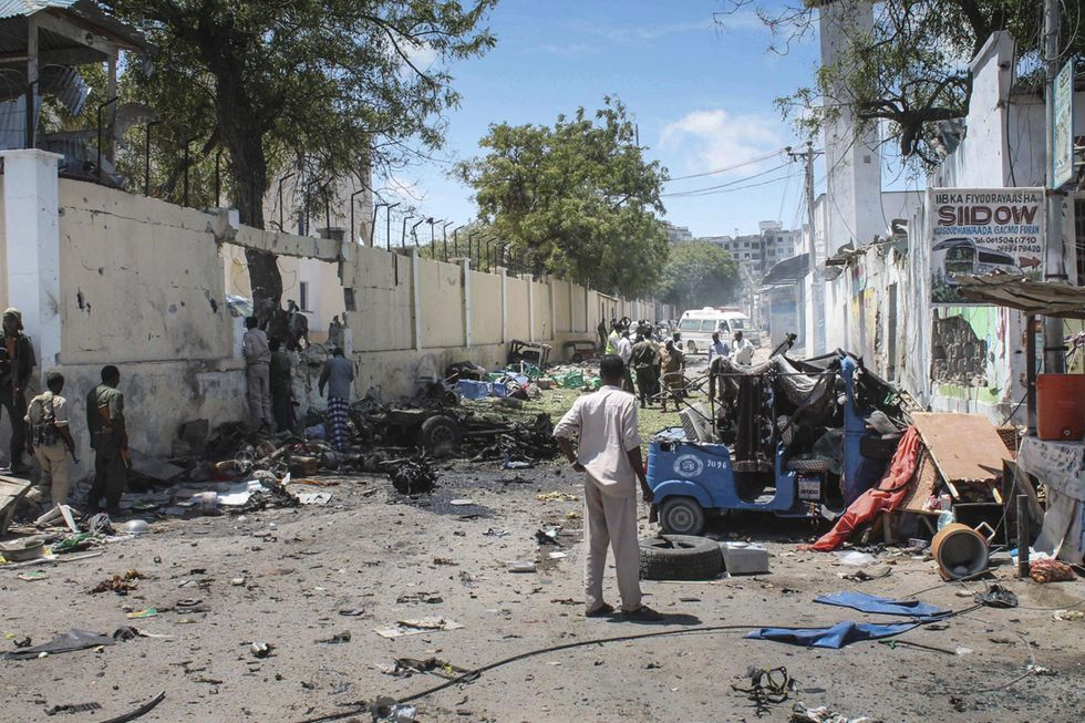 Somalia: almeno 7 morti in un attacco terroristico al ministero dell'Istruzione