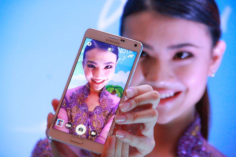 Galaxy Note 5: la novità è lo schermo