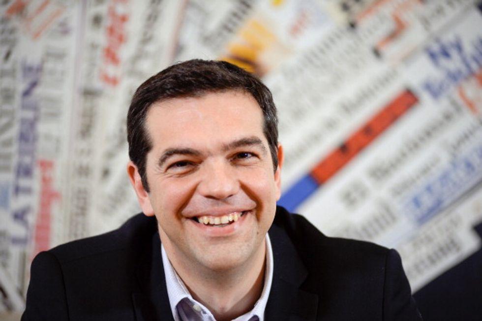 Lo spauracchio Tsipras fa crollare la borsa di Atene