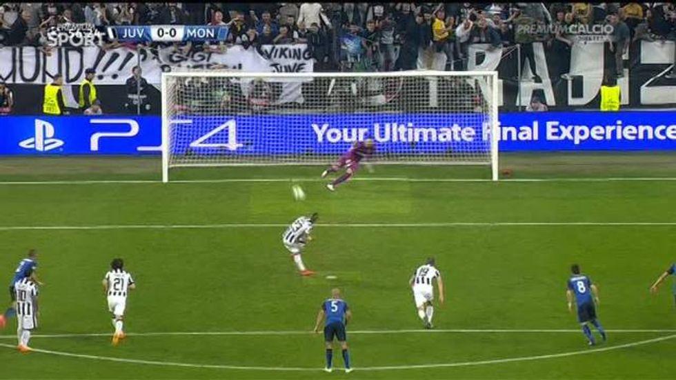 Champions League: gli highlights di Juventus-Monaco 1-0