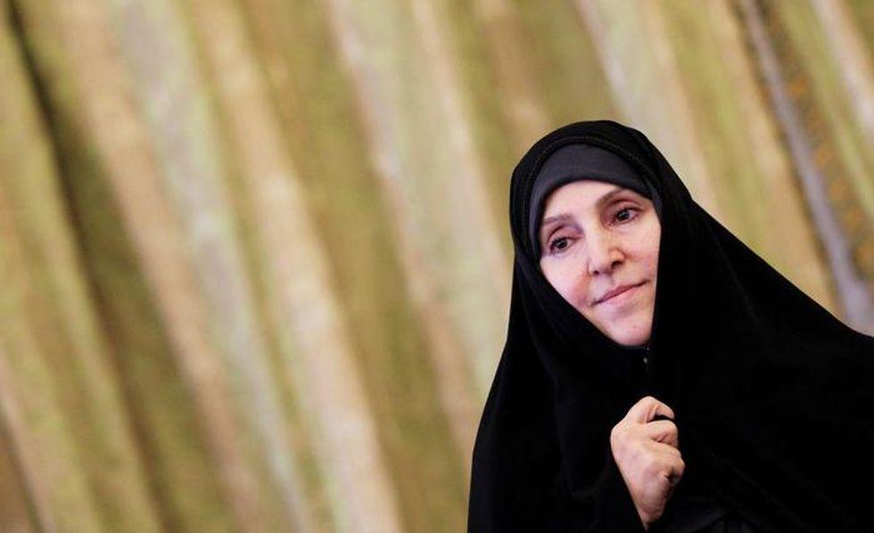 Marzieh Afkam, il primo ambasciatore donna in Iran