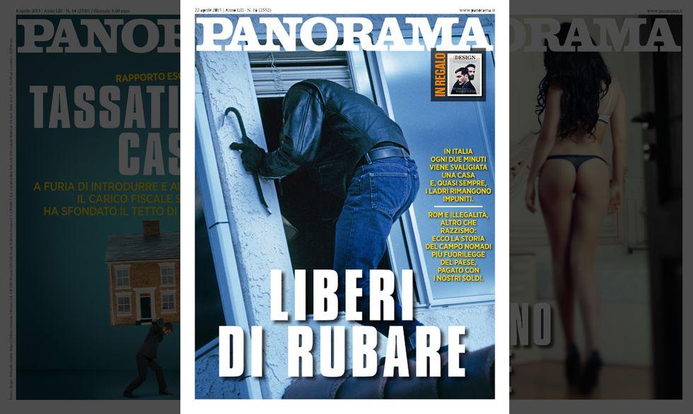 Italia, un Paese per ladri