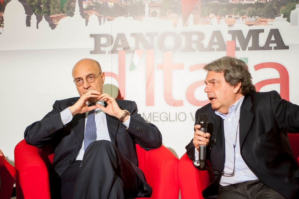 """Renato Brunetta: """"Sulla fiducia all'Italicum vigili Mattarella"""""""