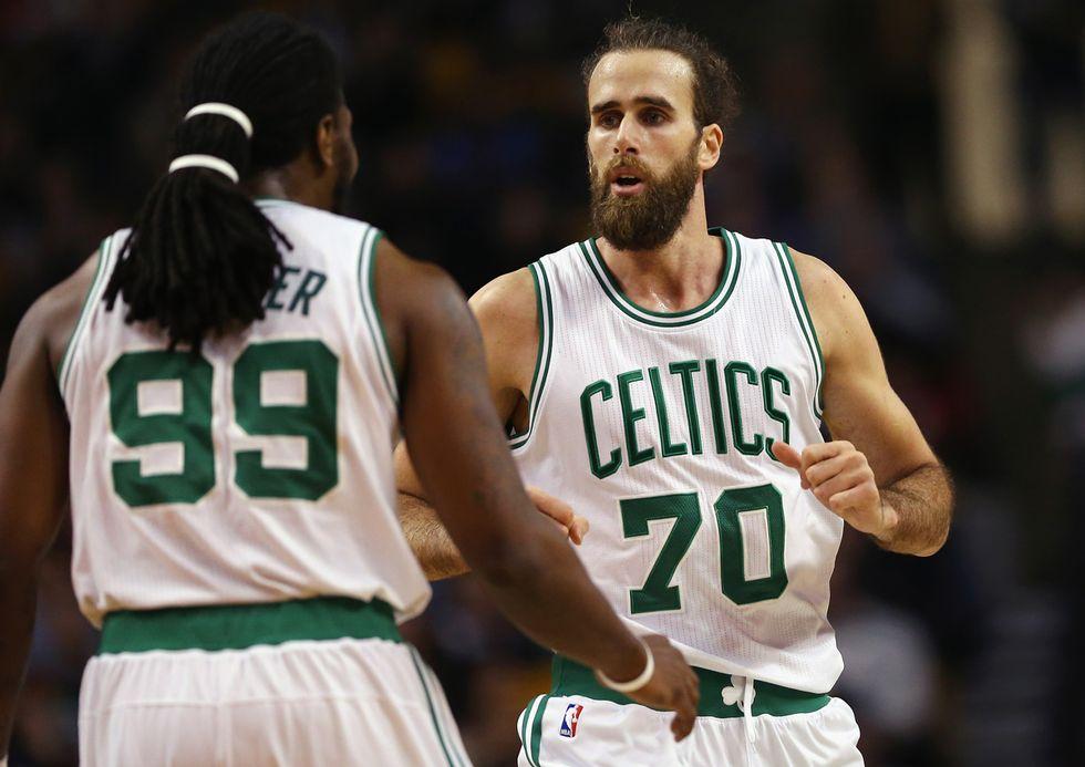 Nba, Datome: career high da 22 punti e playoff con Boston