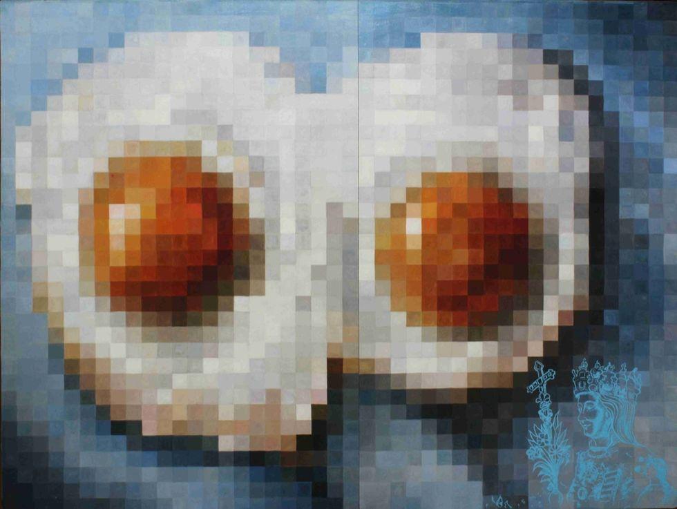 Salvo Ligama. 8bit_un mondo a pixel