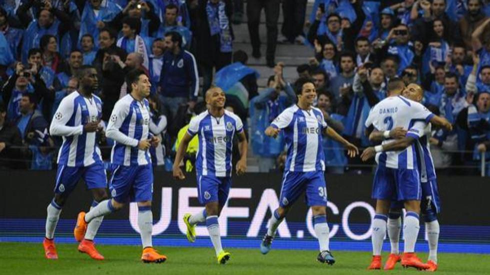 Ch. League: Porto-Bayern Monaco 3-1: le immagini