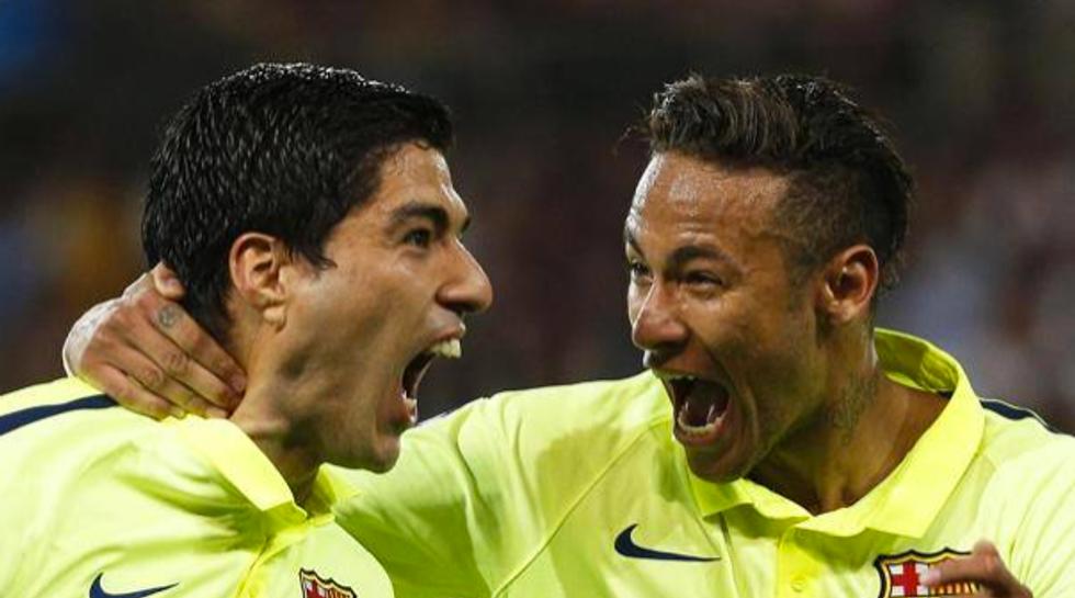 Ch. League: Psg-Barcellona: 1-3 - le immagini