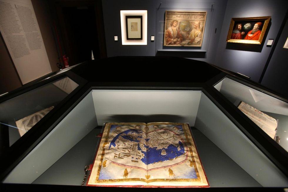 Leonardo Da Vinci a Milano, Palazzo Reale