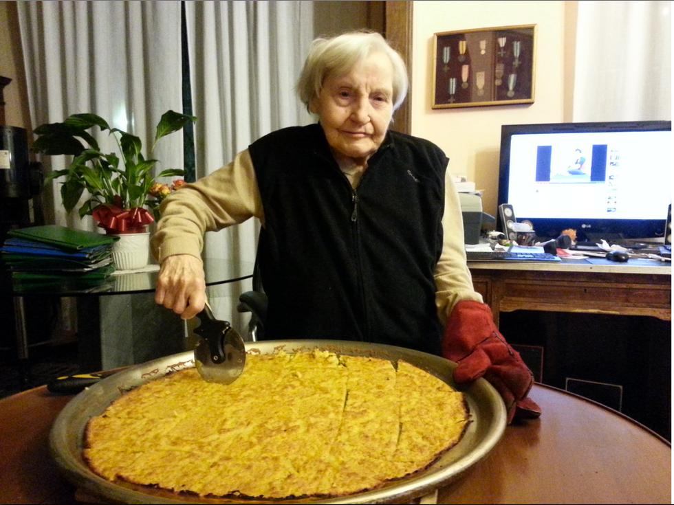 """Nonna Leo e il suo """"Home restaurant"""""""