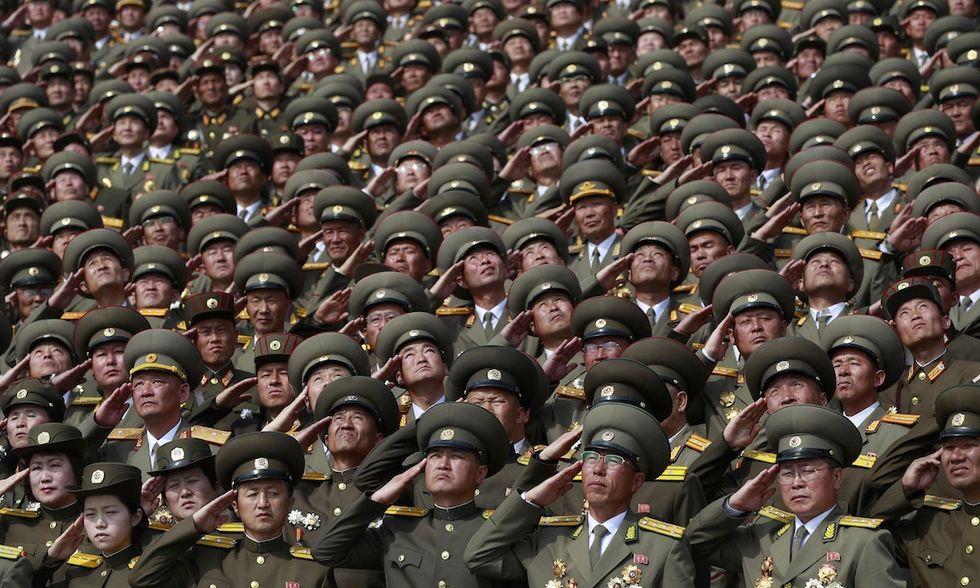 Corea del Nord, giorno del sole