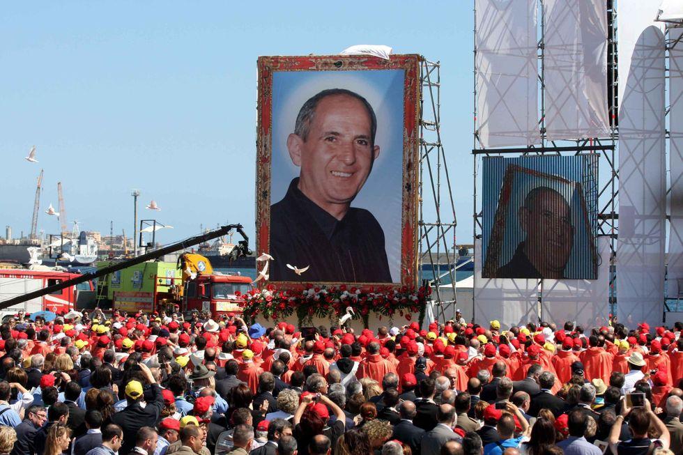 Papa Francesco a Palermo per commemorare don Pino Puglisi