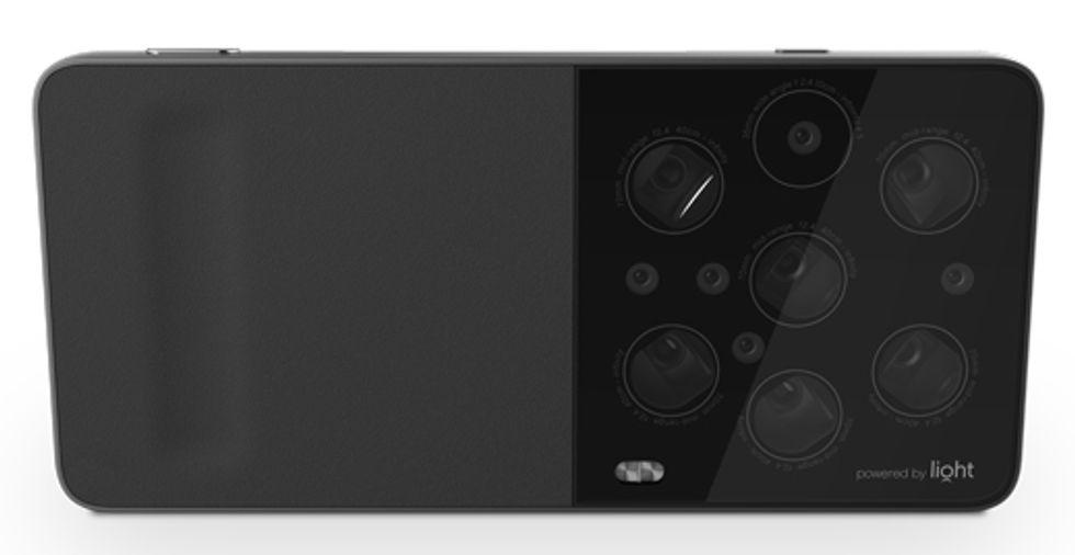 Light, lo smartphone da 16 fotocamere