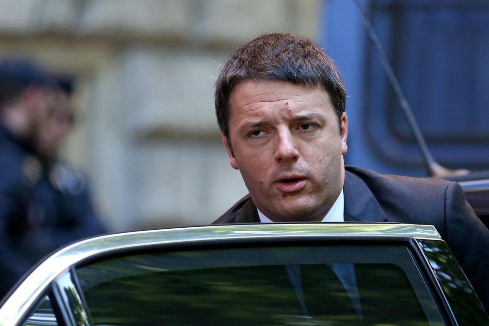 """Il sondaggio """"segreto"""" che preoccupa Renzi"""