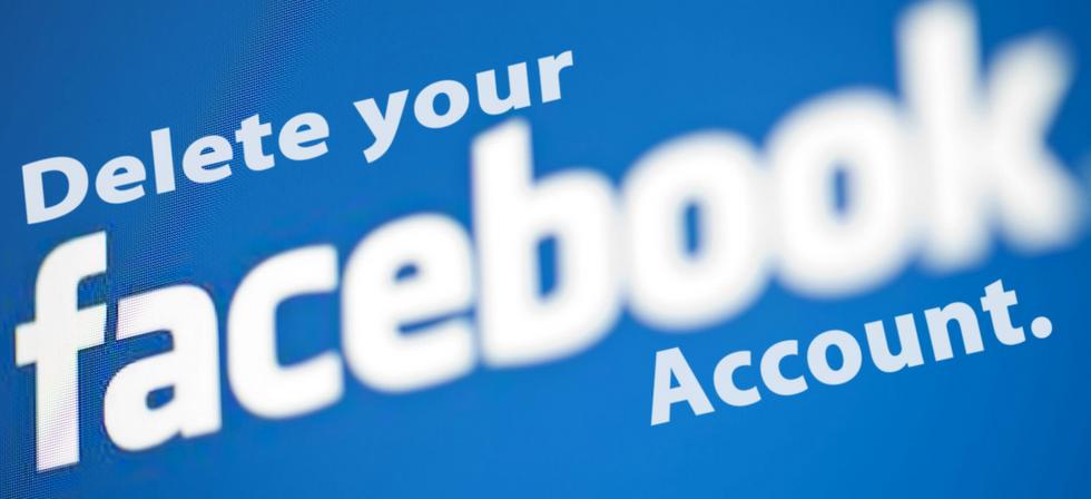 facebook elimina account