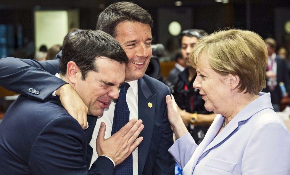 Renzi-tsipras-merkel