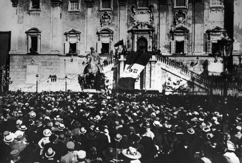 Prima guerra mondiale: interventisti contro neutralisti