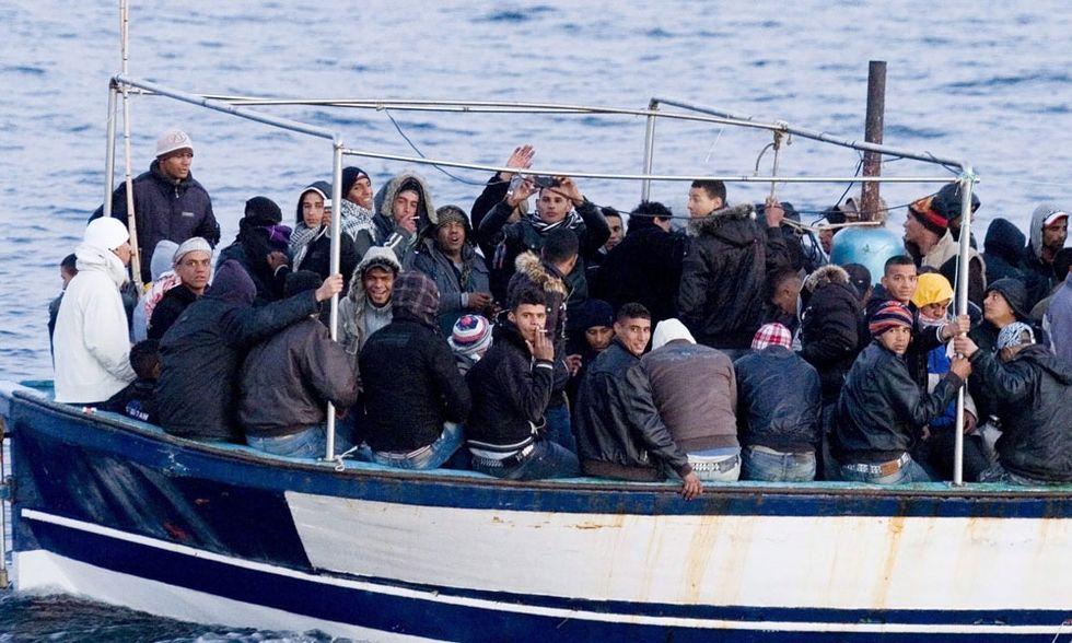 Allarme immigrazione: i numeri dell'invasione