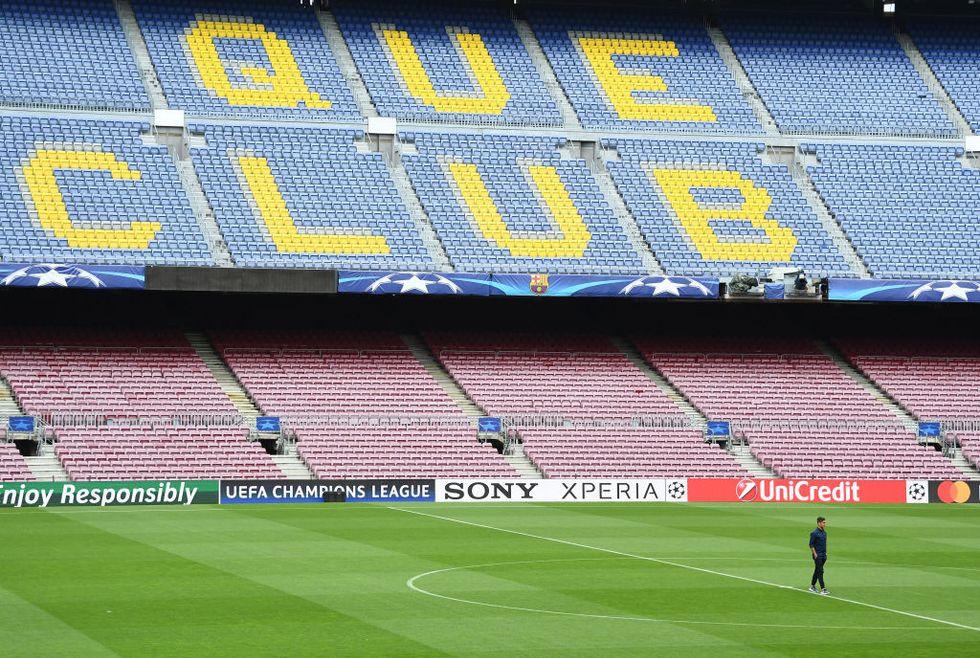 Barcellona-Juventus: i piani di Luis Enrique e Allegri per il Camp Nou