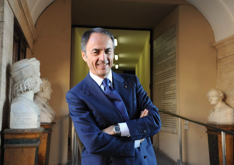 Nerio Alessandri: Keeping eyes on the prize