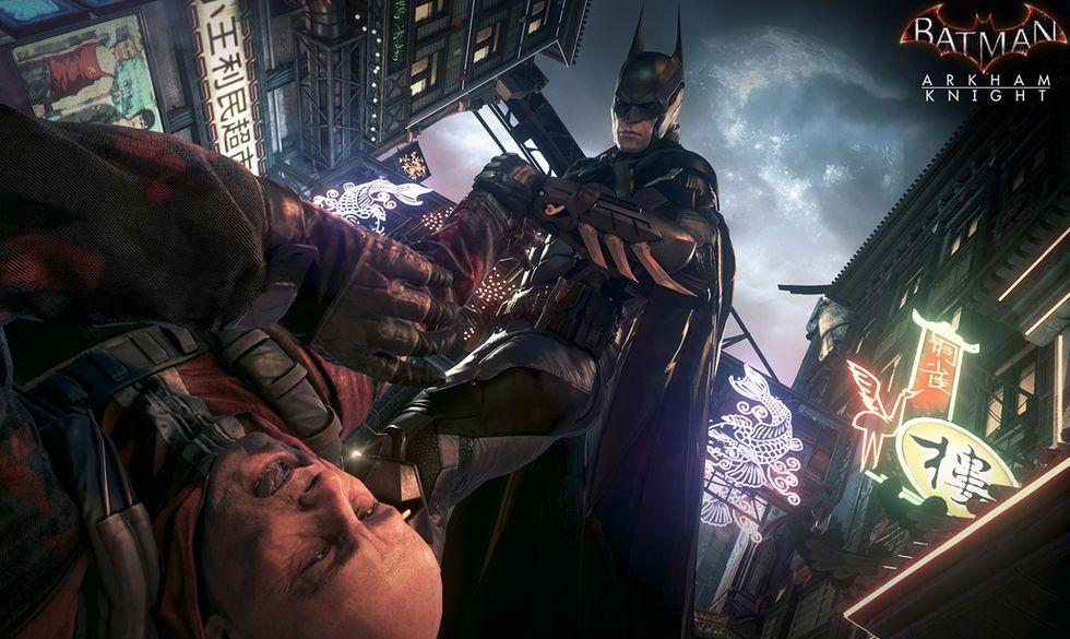 Batman: Arkham Knight, slitta la data d'uscita