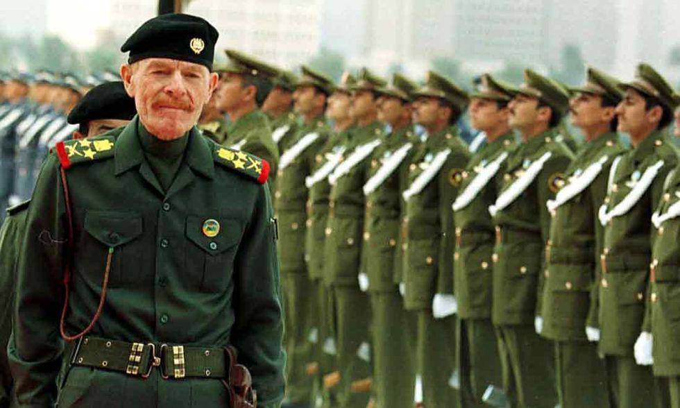 I gerarchi di Saddam Hussein al servizio di ISIS