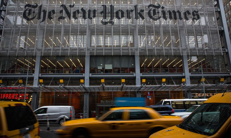 The New York Times, quotidiano (anti)populista