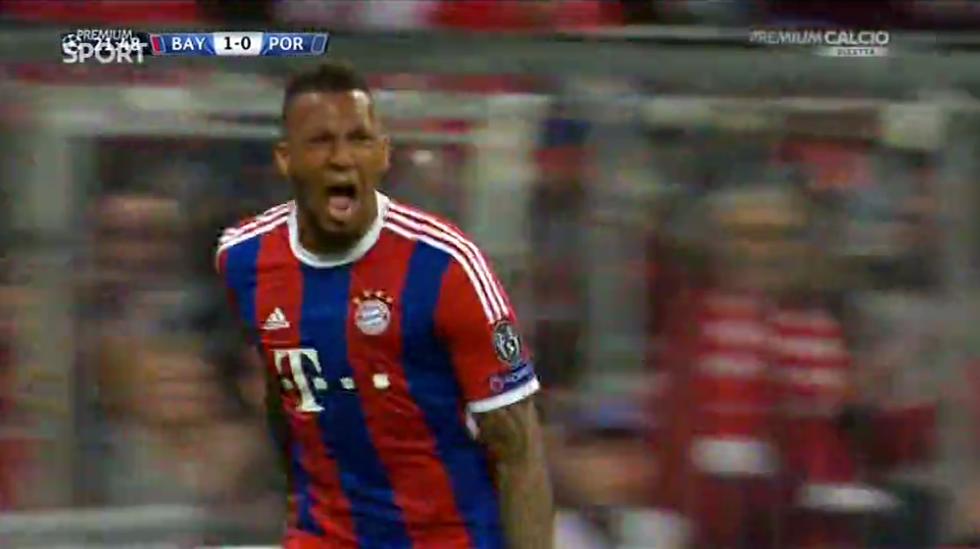 Ch. League: Bayern Monaco-Porto 6-1: le immagini