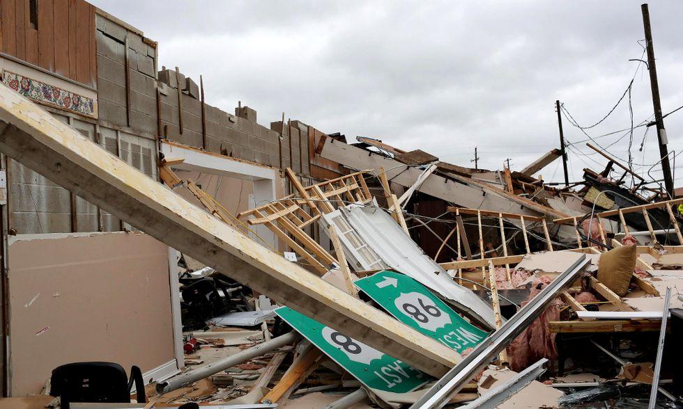Uragano Michael: un altro regalo del clima che cambia