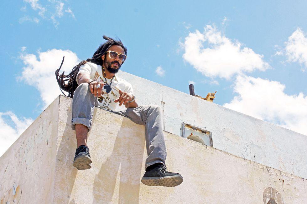 Lion D: io, la Jamaica e Alborosie