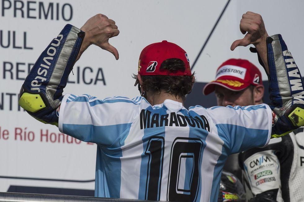 Valentino Rossi: cinque ragioni per sperare nel titolo