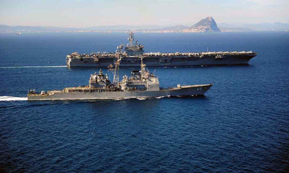 Yemen, gli USA inviano navi per intercettare le armi iraniane