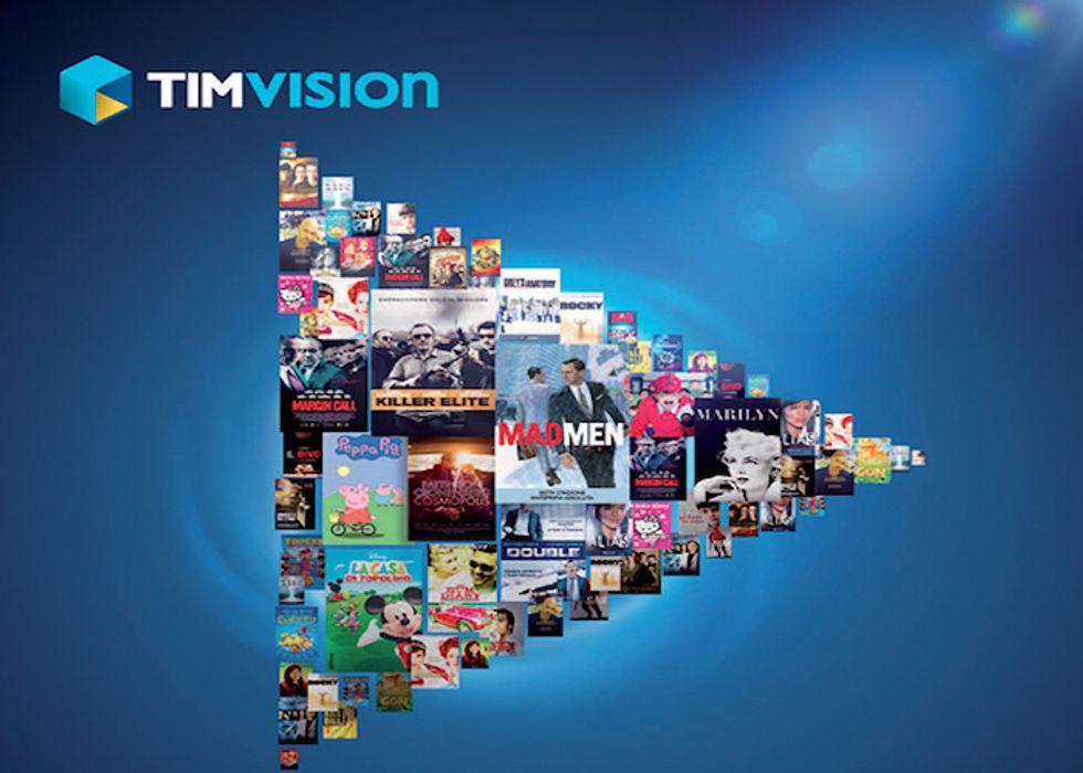 TIMvision: come funziona e altre 4 cose da sapere sulla tv di TIM