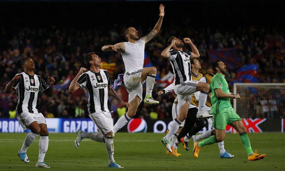 Champions League: Barcellona - Juventus