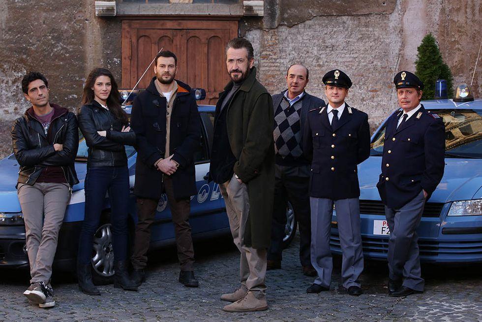 Rocco Schiavone 2 cast