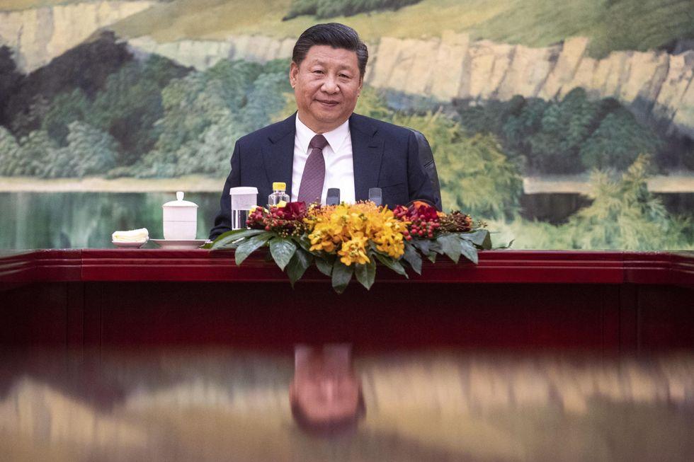 Cina Presidente Xi Jinping
