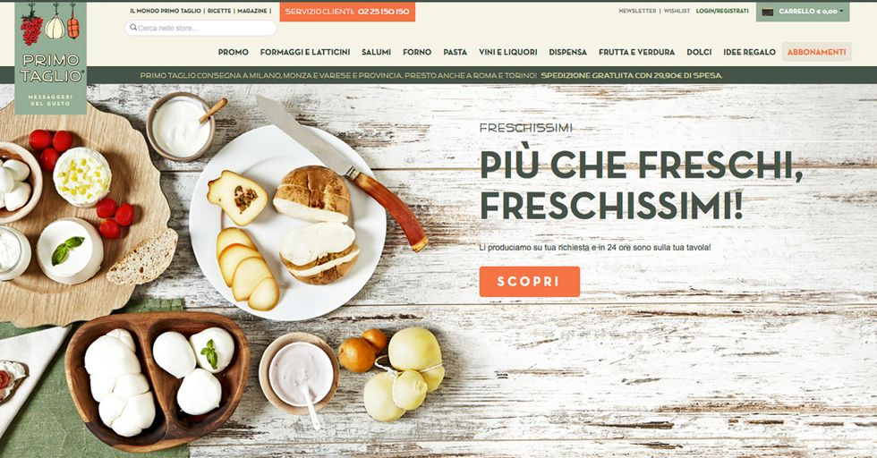 Tre Start-up del mondo food