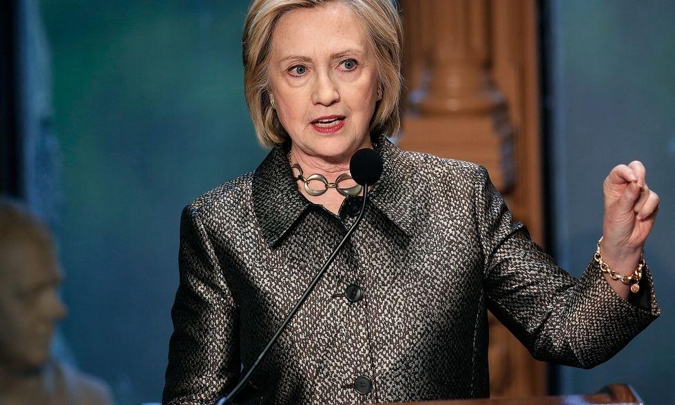 Scandalo all'uranio per Hillary Clinton?