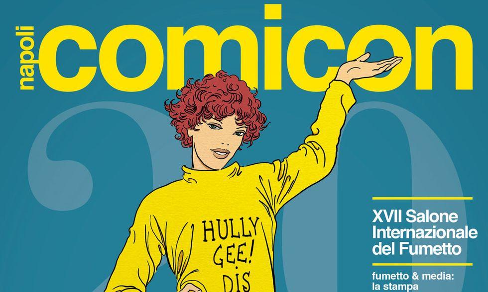 Napoli Comicon 2015: fumetti, autori, libri, mostre da vedere